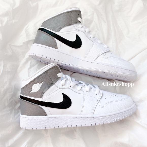 Nike Air Jordan Mid Custom Grey